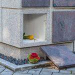 Nichos en cementerios