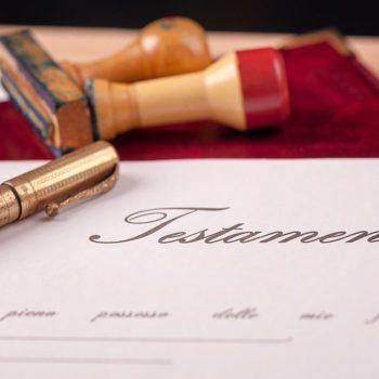 Obligaciones legales a tener en cuenta en el testamento