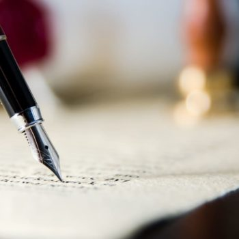 ¿Qué es el testamento ológrafo?