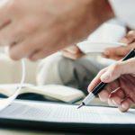 Firma documentación impuesto sobre sucesiones